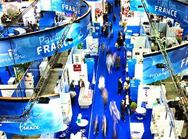 The 12th global Seafood Processing Expo held in Brussels, Belgium.